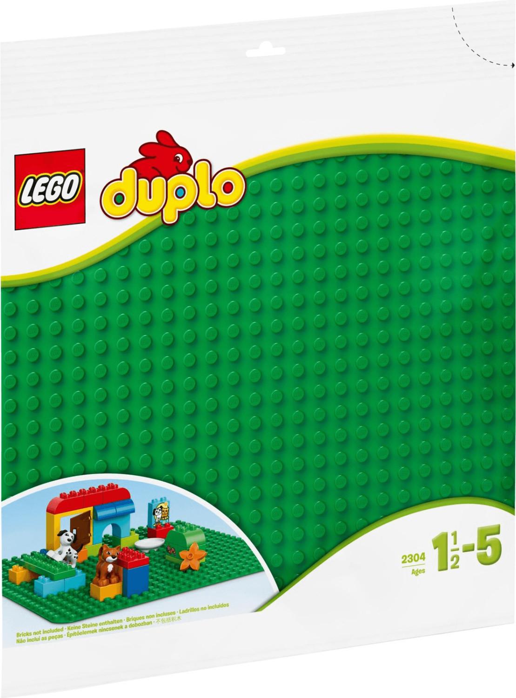 LEGO DUPLO - Große Bauplatte grün für 8,79€ | LEGO Classic - Bauplatte weiß oder blau für 5,27€ [Thalia KultClub]
