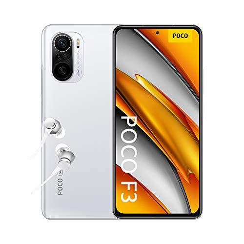 POCO F3 5G Smartphone + Kopfhörer (refurbished)