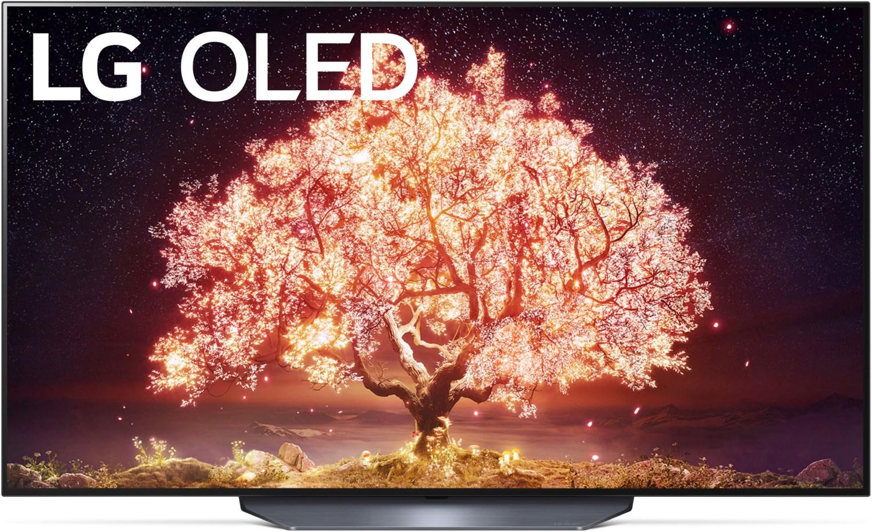 "LG OLED55B19LA Fernseher (55"", UHD, OLED, 120Hz, 2x Triple Tuner, 2x HDMI 2.1 & 2x 2.0, webOS 6.0)"