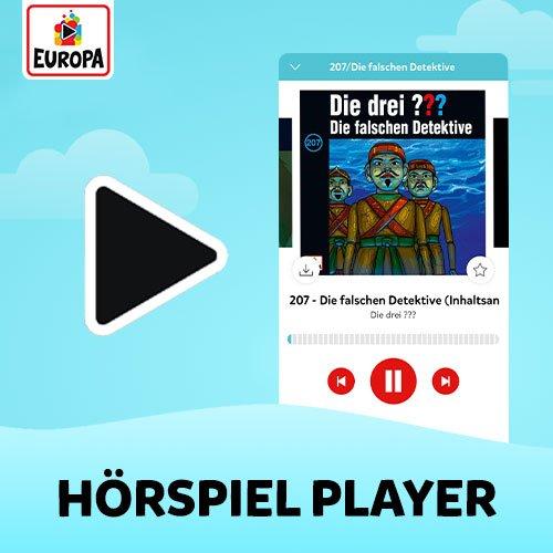 Hörspiel Player 1 Monat Gratis testen.