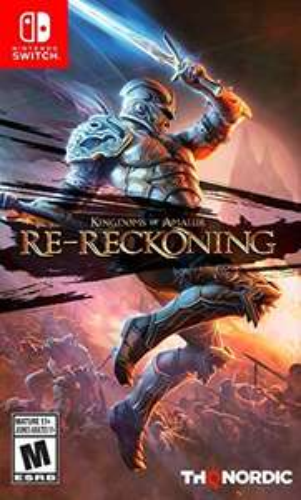 Kingdoms of Amalur: Re-Reckoning (Switch) für 28€ inkl. Versand (Amazon.com)