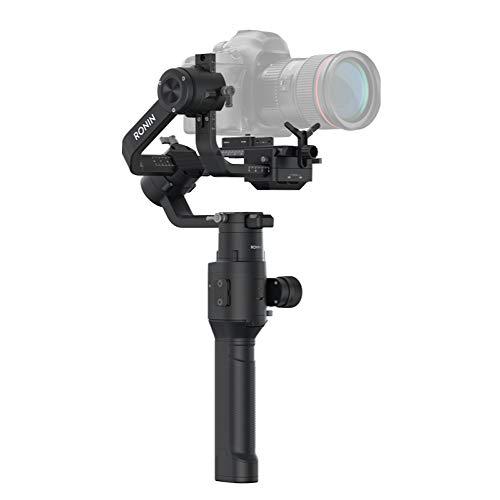 DJI Ronin-S - 3-Achsen-Kardanstabilisator für Spiegelreflexkameras für 272,62€ (Amazon.es)