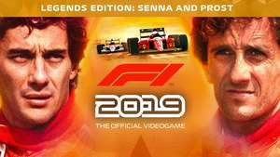 F1 2019 - Legends Edition (PC - Steam)