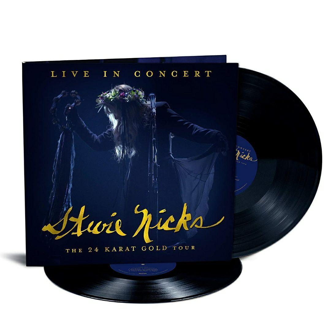 (Prime) Stevie Nicks - Live In Concert - The 24 Karat Gold Tour (Doppel Vinyl LP)