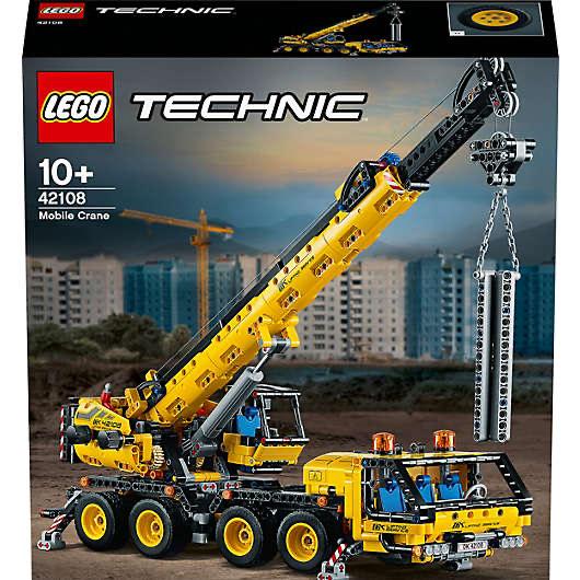Lego Technic LKW-Kran (42108)