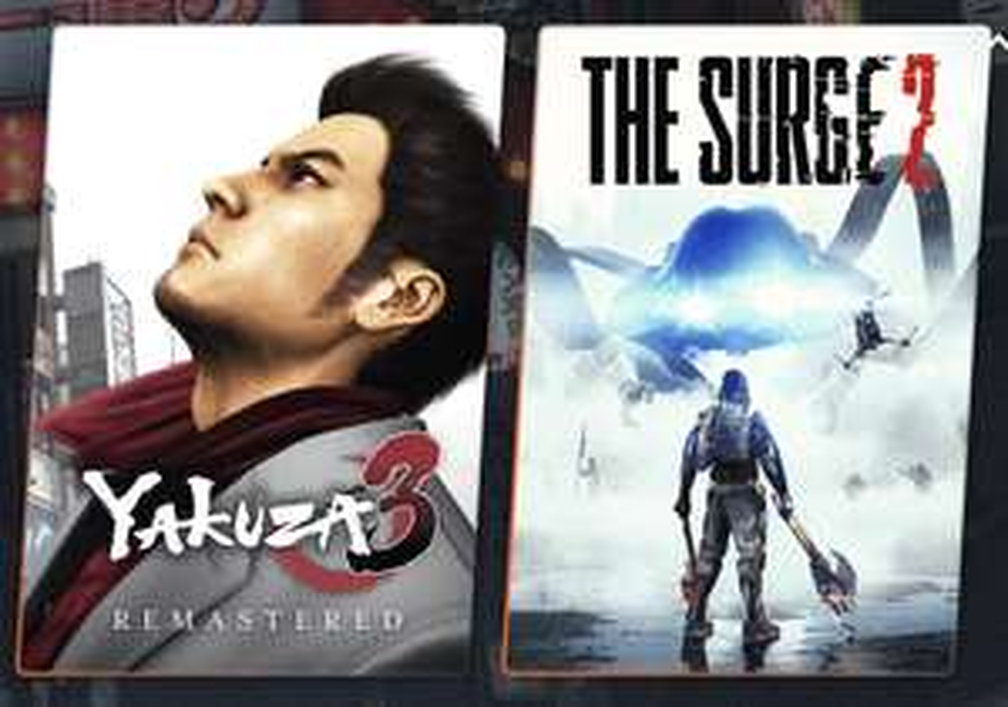 Humble Monthly Juli (Steam) u.a. mit YAKUZA 3 REMASTERED, THE SURGE 2 und DIRT 5