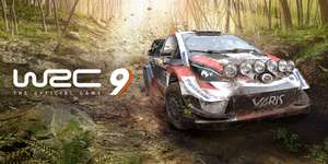 Playstation Store | WRC 9 Deluxe Edition FIA World Rally Championship PS4 & PS5
