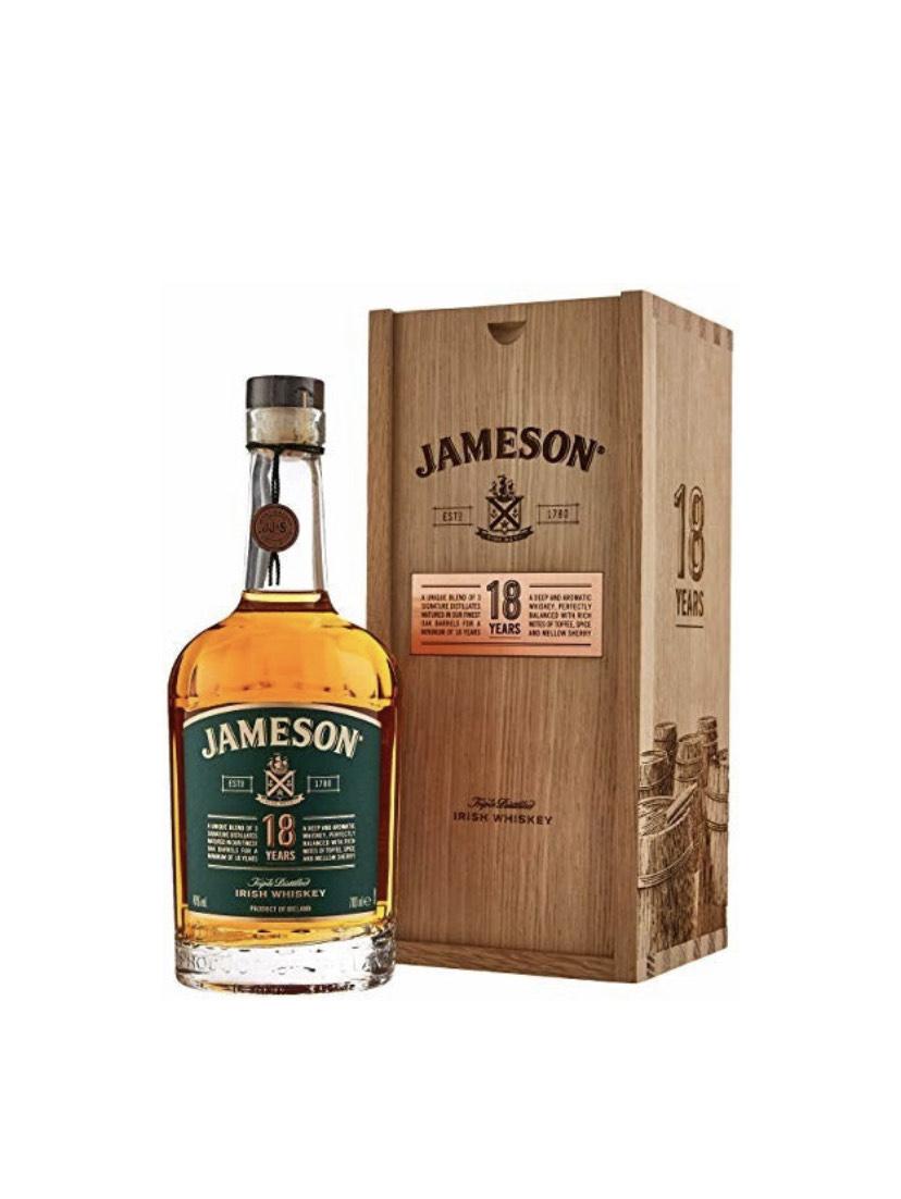 Whiskey Jameson 18 YO 0,7L (40% Vol.)