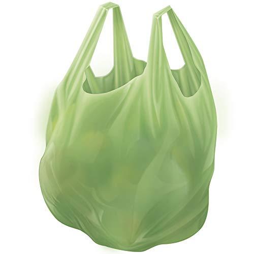 Amazon Prime: Swirl 100% kompostierbare Müllbeutel, die Packung hat je 10 Beutel mit 10 Liter Fassungsvermögen je Bio Müllbeutel,