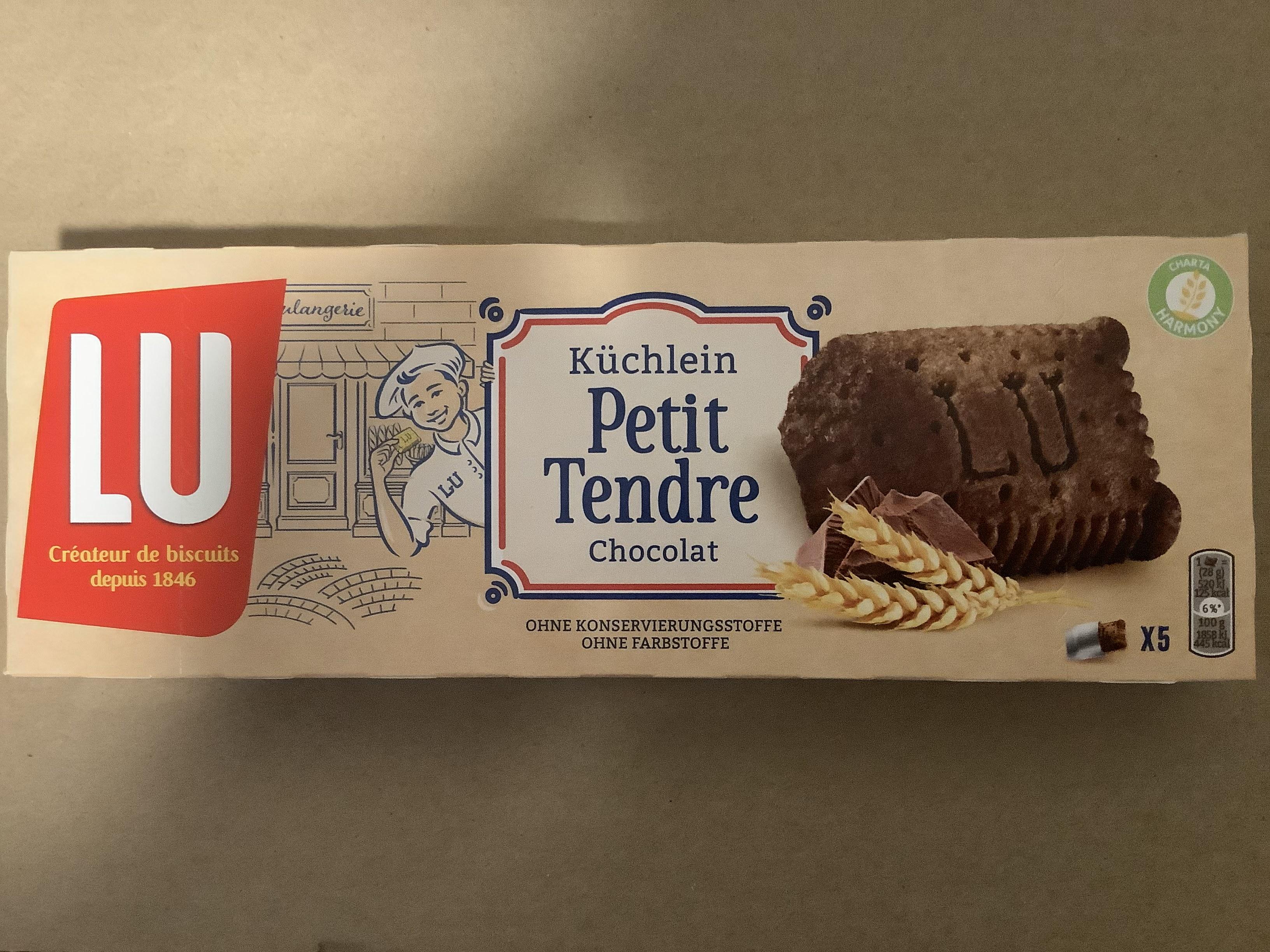 LU Küchlein Petit Tendre Schokolade für nur 25ct statt 44 bzw. 99 offline bei Thomas Philipps (evtl. Freebie mit scondoo)