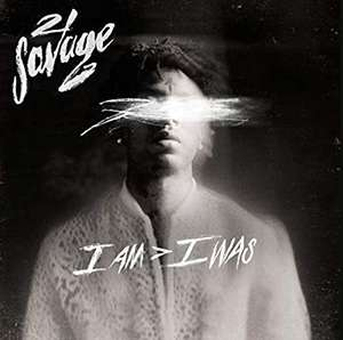 "(Prime) 21 Savage ""I am.. I was"" 2 Vinyl"