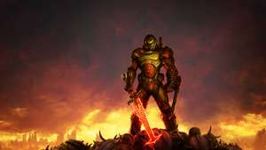 Playstation Store | DOOM Eternal Deluxe Edition PS4&PS5 Version