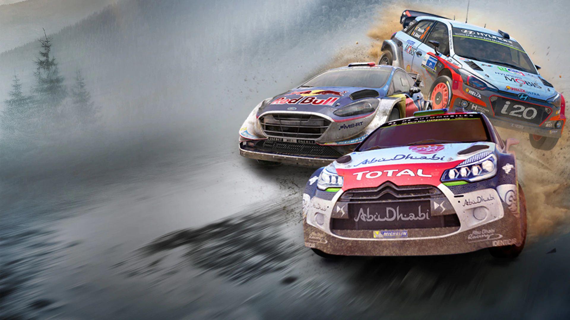 Playstation Store   WRC Collection (WRC5, WRC6 & WRC7) PS4