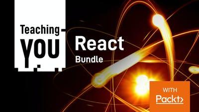 [Fanatical] React eBook Bundle ( Web-Entwicklung ) - 10 Bücher
