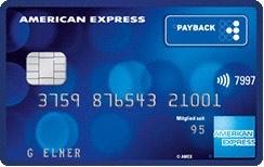 PAYBACK American Express® KWK (20 € für Werber / 50 € Geworbener)