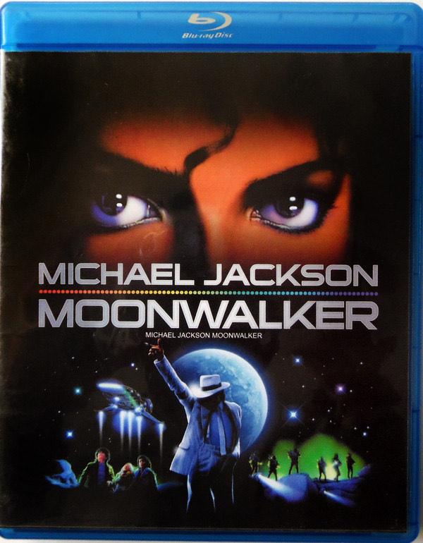 [Prime] Moonwalker - Michael Jackson (Blu-ray)