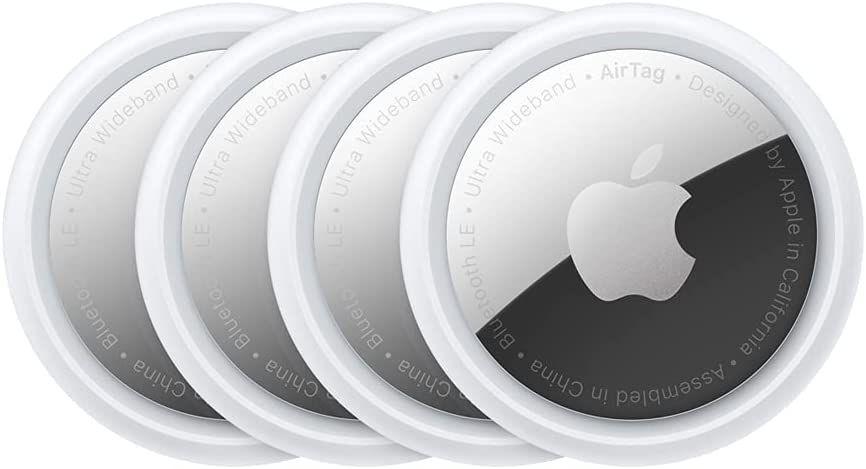 Apple AirTag 4er-Pack [Vorbestellung]