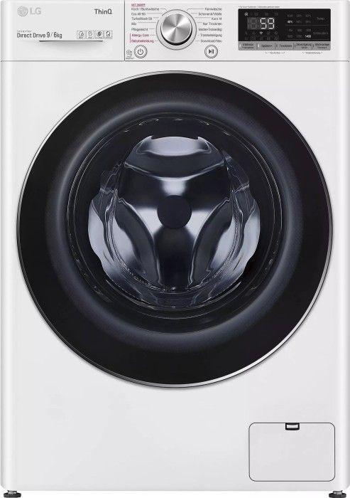 [AO] LG V5WD96H1 Waschtrockner | 9 kg Waschen | 6 kg Trocknen| Steam | TurboWash™ | Wi-Fi-Funktion für effektiv 489€