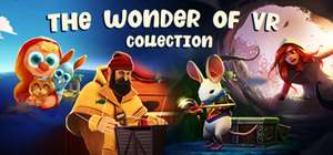 THE WONDER OF VR COLLECTION-The Best of Fantasie in Steam VR Games