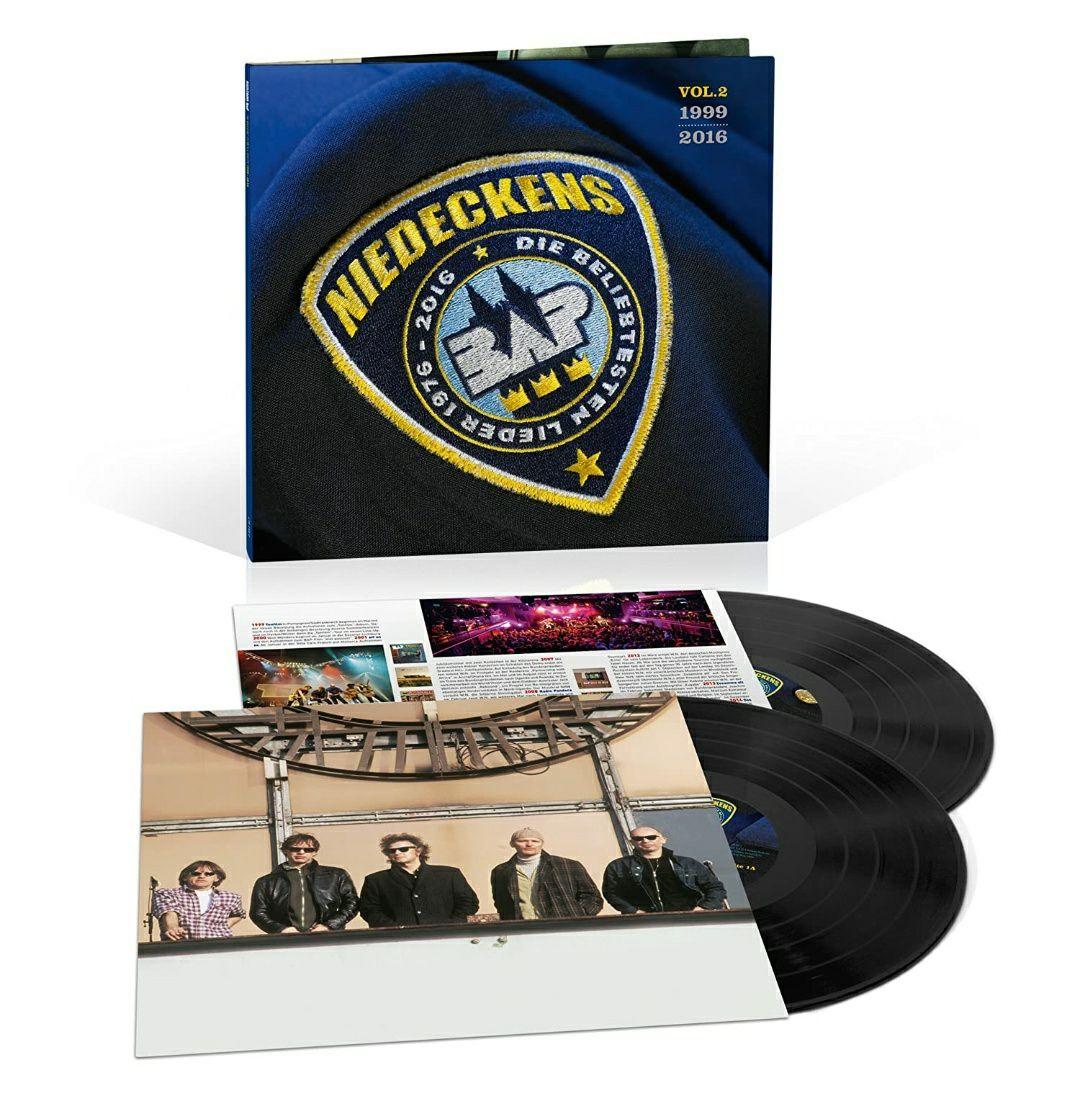 (Prime) Niedeckens BAP - Die beliebtesten Lieder Vol. 2 (1999-2016) (Doppel Vinyl LP)
