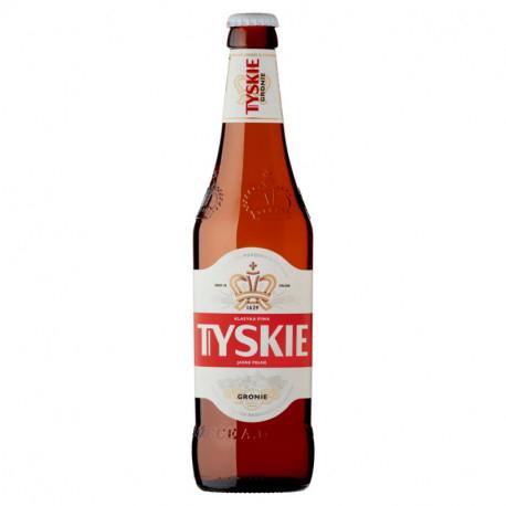 [Kaufland] Kiste Tyskie Piwo / Bier 20x0,5l für 11.40€ zzgl. 3.10€ Pfand