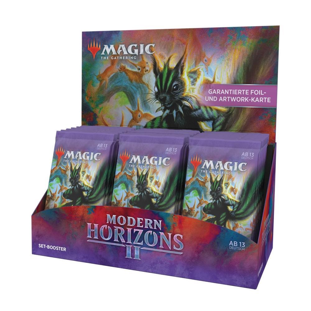 Magic: The Gathering MTG Modern Horizons 2 Displays & Bundle im Sale