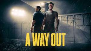 A Way Out - PS4 (PS Store)