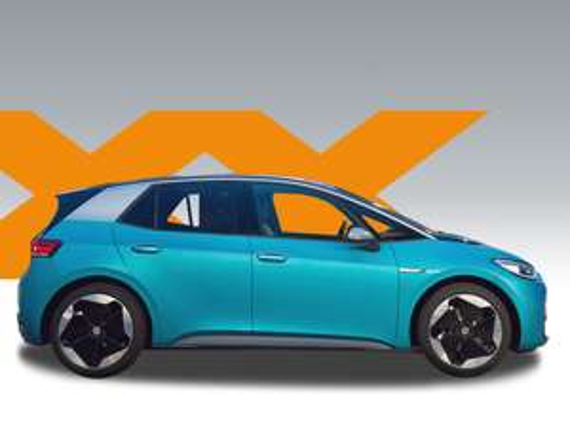 Auto Abo / Leasing Alternative // 6M 199€ p.M.all inkl. Versicherung // 6k km// VW ID.3 (58kWh Akku)