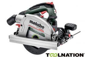 Metabo KS 18 LTX 66 BL Akku Handkreissäge 18 Volt 5.5 AH Li-ion für 316,06€ (Toolnation)