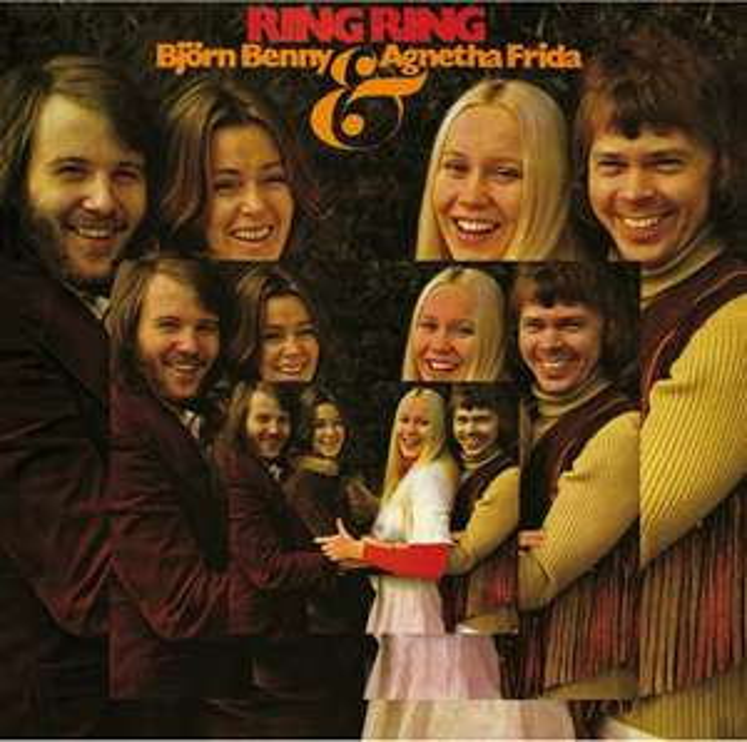 (Prime) ABBA - Ring Ring (Vinyl LP)