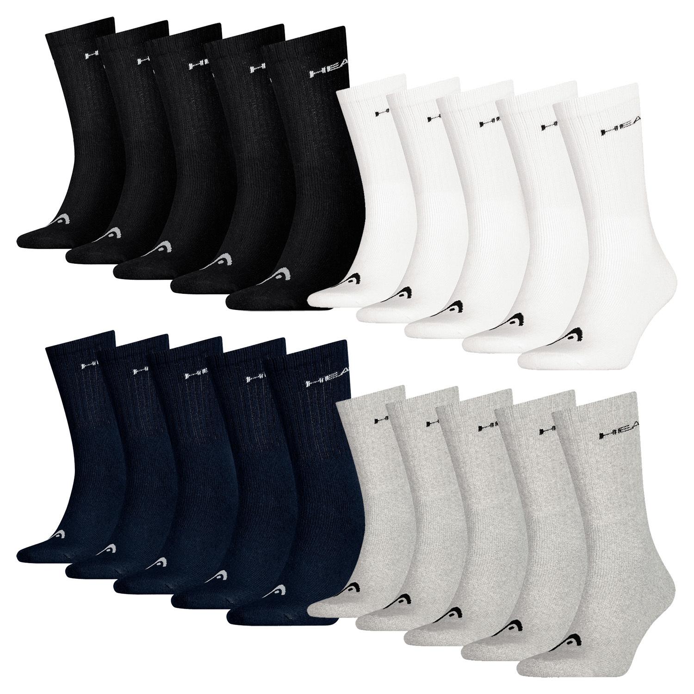 Head Socken Crew (35 Paar) ---> 1€ pro Paar
