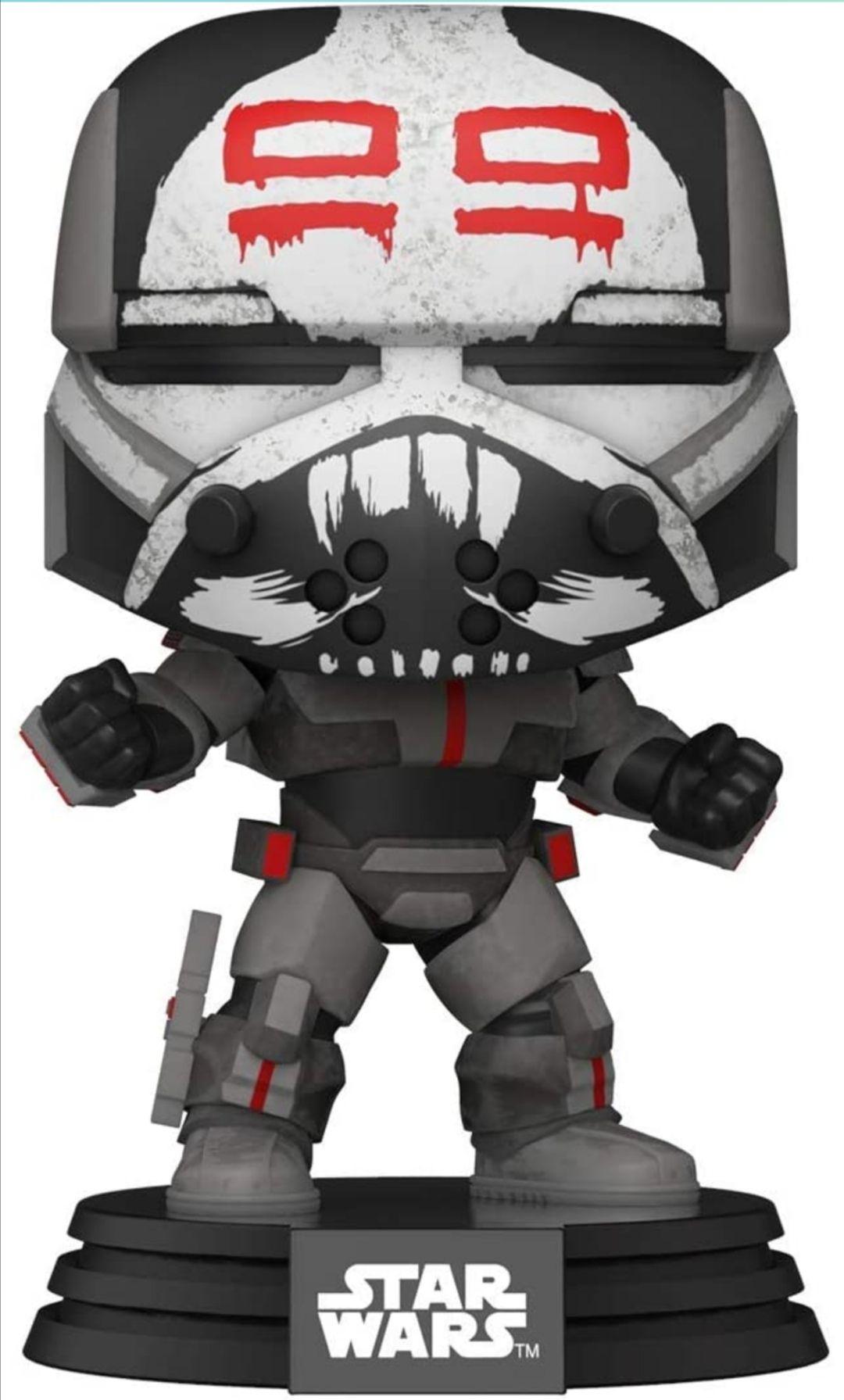 STAR WARS / Clone Wars / Bad Batch, WRECKER Funko Figur, kostenloser Versand mit Prime