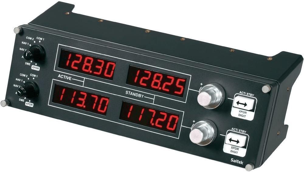 [Corporate Benefits] Logitech Pro Flight Radio Panel für 83,30€