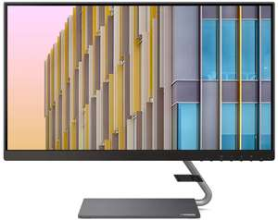 "Lenovo Monitor Q24h-10 60,5 cm (23,8"") QHD-Flachbildschirm"