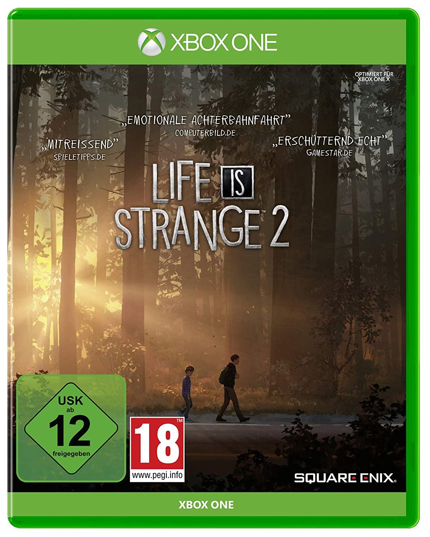 Life is Strange 2 (Xbox One) für 4,99€ (Amazon Prime)