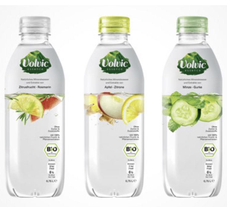 [Kaufland Do-Mi] 6x VOLVIC Wasser 1L Flaschen kaufen 0,75L VOLVIC ESSENCE Gratis