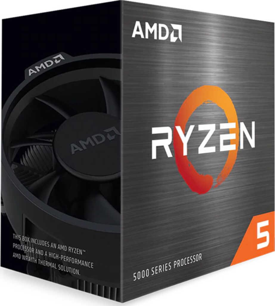 AMD Ryzen 5 5600x Tray