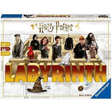 Gesellschaftsspiel Ravensburger 260317 Harry Potter Labyrinth [Alza]