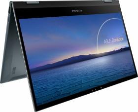 """ASUS ZenBook Flip 13 UX363EA-HP183T - 13.3"""" FHD OLED Convertible (i7-1165G7, 16GB RAM, 1TB SSD, 400cd/m², Iris Xe, 2x TB4, 67Wh, 1.3kg)"""