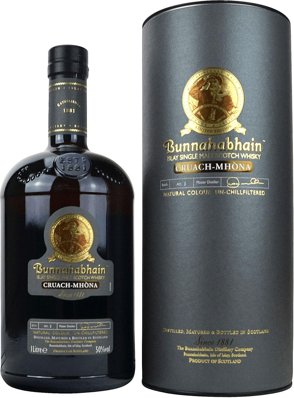 Bunnahabhain Cruach Mhona Single Malt Whisky