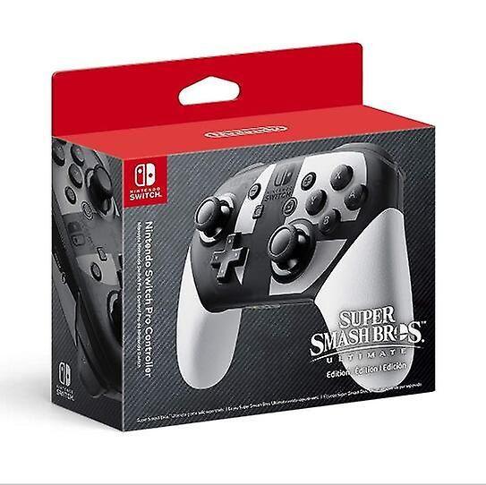 Nintendo Super Smash Bros. Ultimate Edition Pro Controller