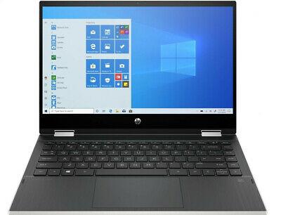 "HP Pavilion x360 (14"" FHD IPS, Touch Convertible, i5-1135G7, Iris Xe, 8GB RAM, 256GB SSD, USB-C DP, Win10, QWERTZ CH)"