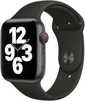 Apple Watch SE 44mm GPS+LTE Schwarz