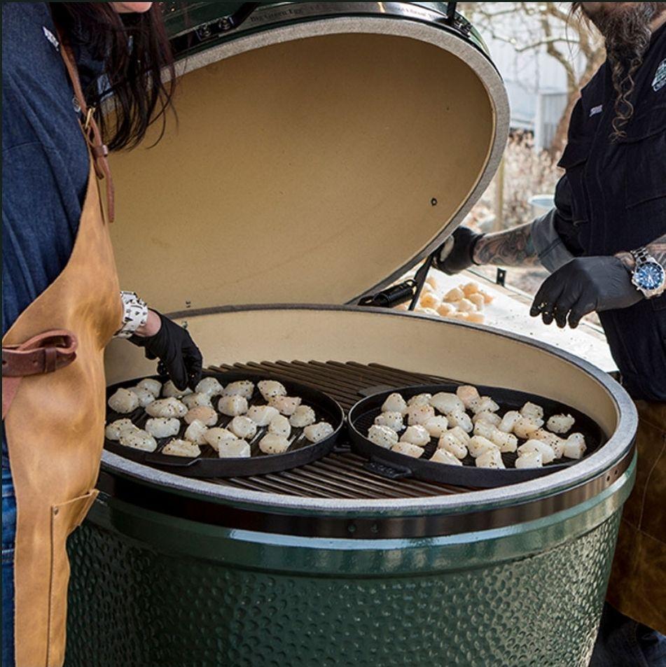 Keramikgrill: Big Green Egg XXLarge [ohne Gestell und Zubehör]