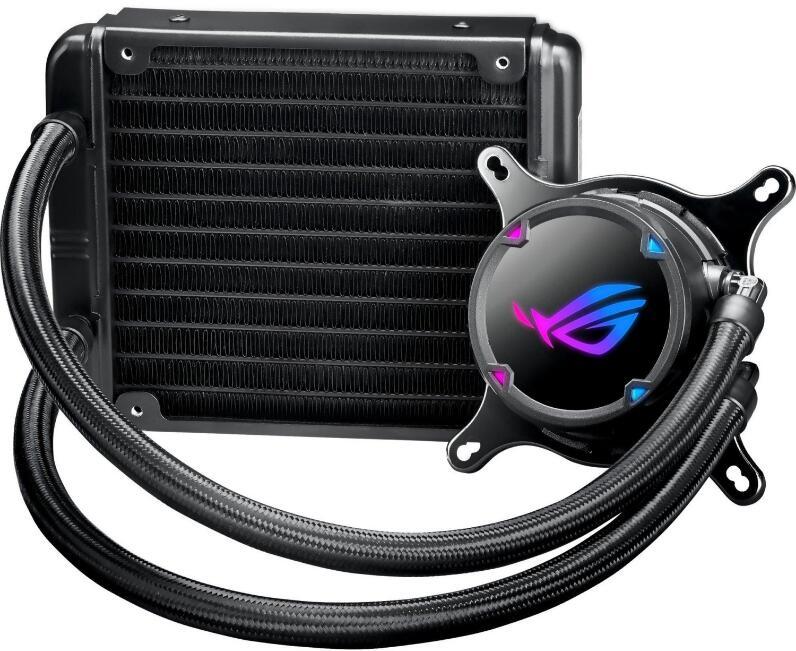 ASUS ROG Strix LC 120 Aura-Sync RGB AiO-Wasserkühlung mit 120 mm Radiator für 65€ (Coolshop)