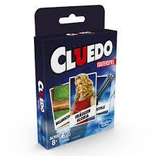 [Thalia Kult Club] Cluedo Kartenspiel BGG 5,8