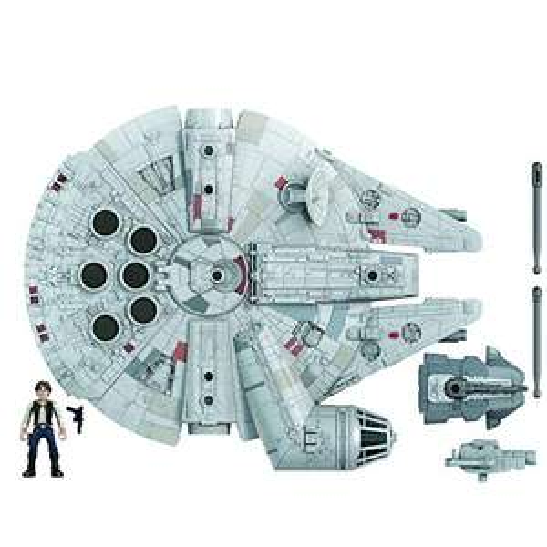 Hasbro, Han Solo, Millennium Falke, Mission Fleet, Star Wars