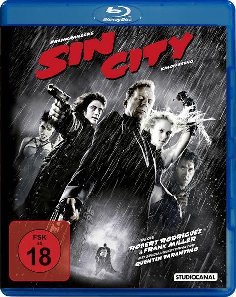 [Thalia-Club] Film Sin City, Teil 1 auf Blu-Ray für 2,90 € inkl. Versand