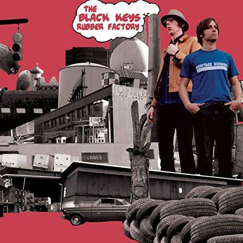 (Prime) The Black Keys - Rubber Factory (Vinyl LP)
