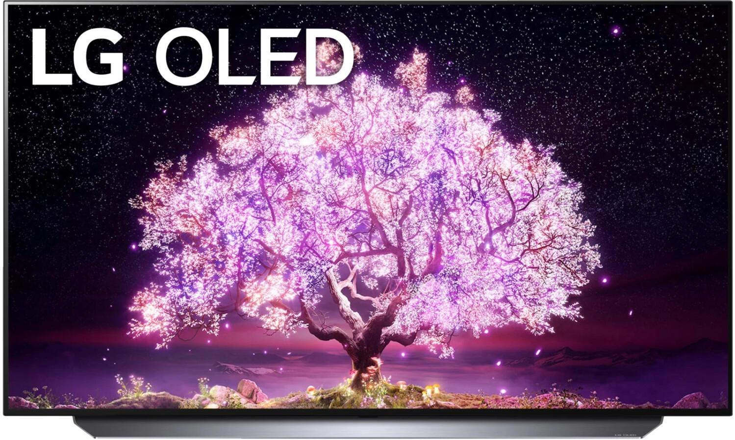 LG OLED55C17LB OLED TV 55 Zoll, 4K UHD, HDR, SmartTV, Twin Triple Tuner, Modell 2021